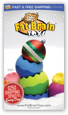 Fat Brain Toys Holiday Toy Catalog 2020 Page 1